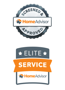 Home Advisor Seal of Approval for BKB Cleaning Company