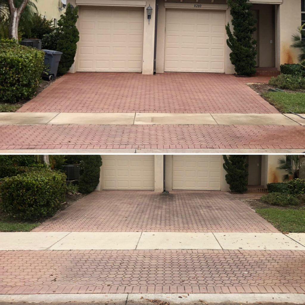 Pressure Washing Your Driveway Why Bother Bkb Cleaning